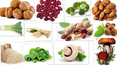 продукты содержащие фолиевую кислоту