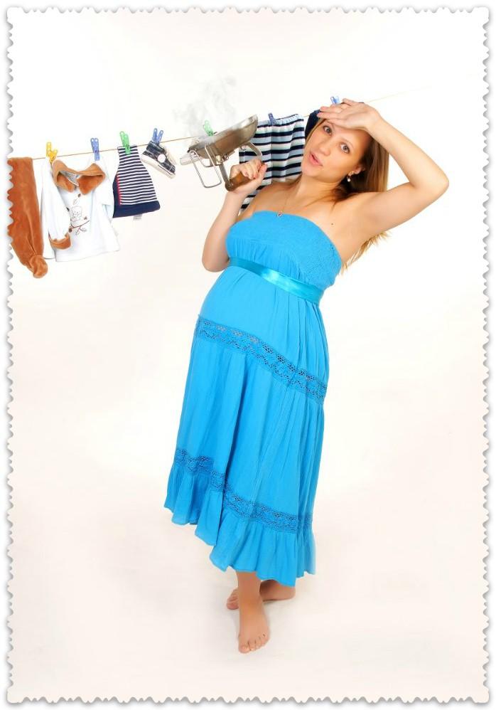 Жизнь беременной