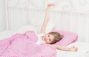 как поднять ребенка утром