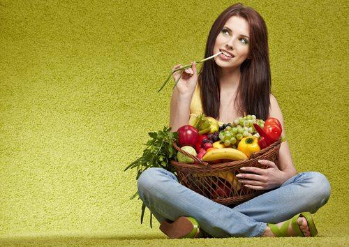 продукты питания для женщин