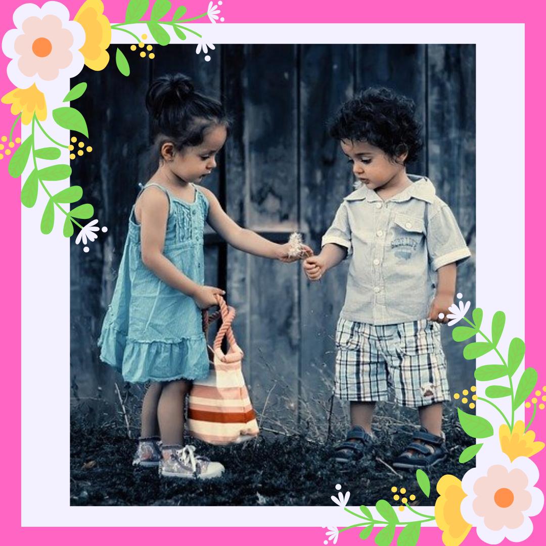добрые дела детей